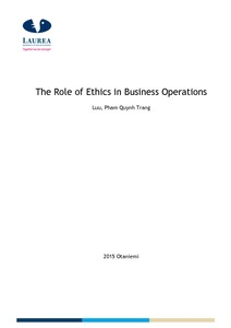 The role of ethics in business operations 1 fandeluxe Image collections