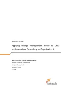 crm theory
