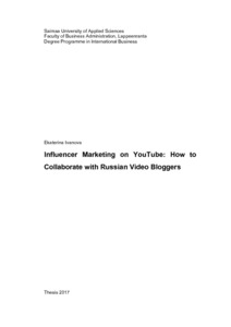 Influencer marketing on YouTube: How to collaborate with