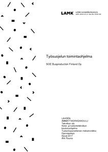 Soe Busproduction Finland Oy