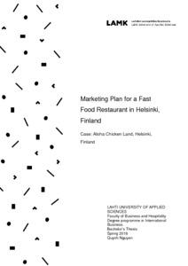 Marketing Mix Suomeksi