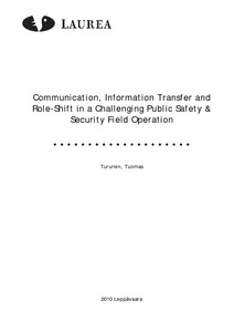 Communication information transfer and role shift in a challenging avaa tiedosto freerunsca Gallery