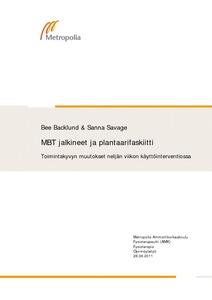 MBT jalkineet ja plantaarifaskiitti   toimintakyvyn muutokset neljän viikon  käyttöinterventiossa a0b5a9528a
