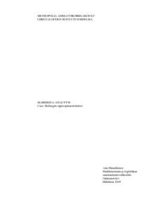 Tutkielma selvitys tutkimus paperi online dating