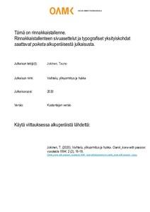 Ylikuormitus