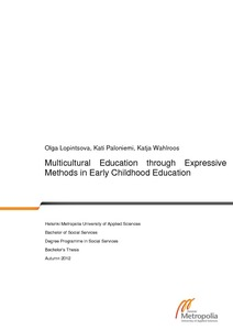 Multicultural Education through Expressive Methods in Early