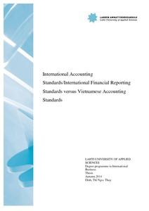 International Accounting Standards Pdf