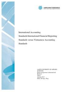 International Accounting Standards Pdf